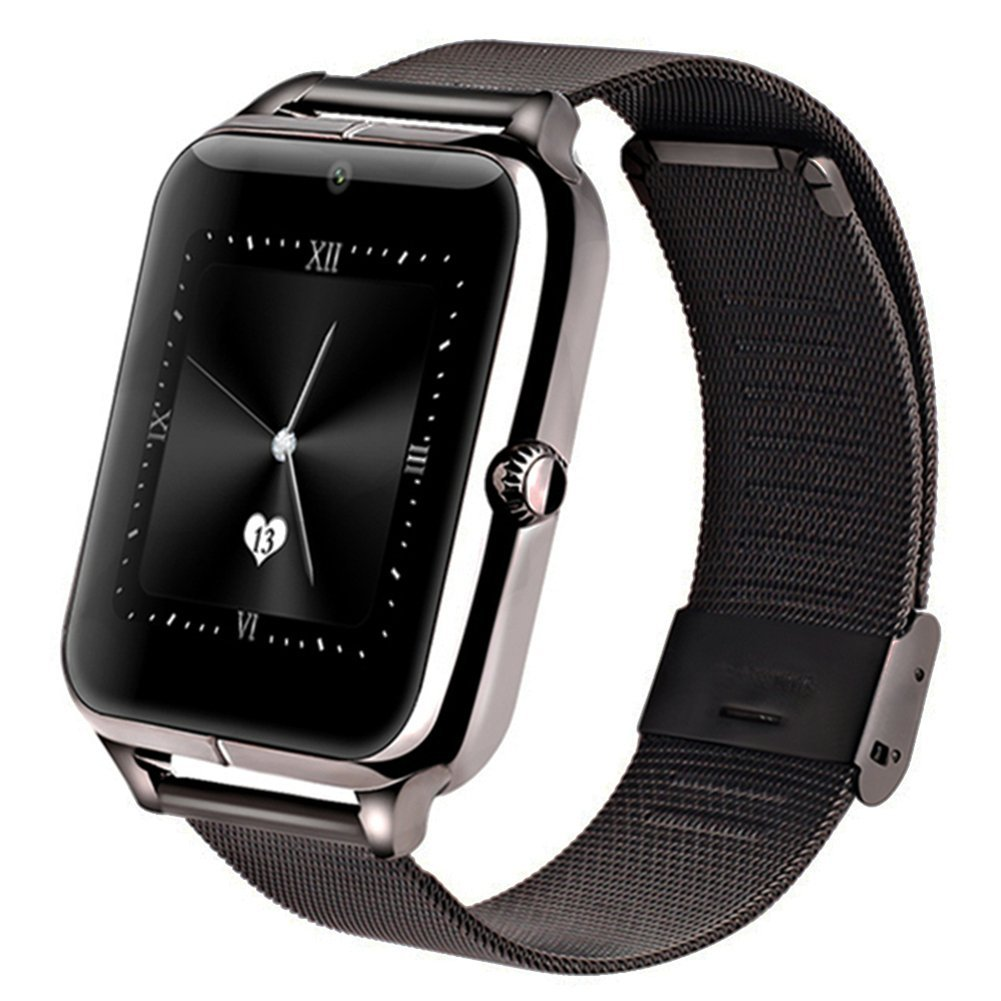 Smartwatch Z50 Metálico Bluetooth NFC
