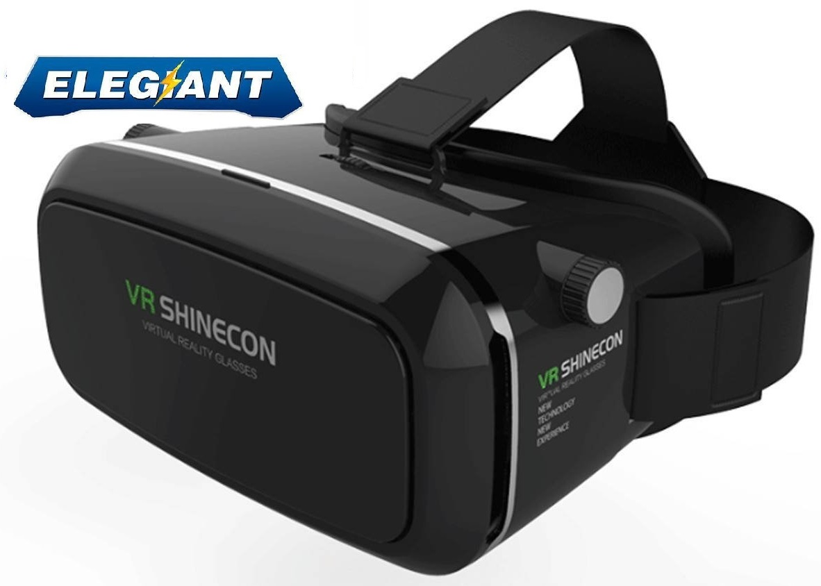 HueLiv Riem III – Casco de realidad virtual para smartphones 17