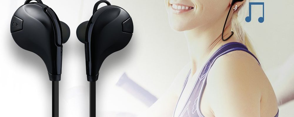 Auriculares Inalámbricos Bluetooth Deportivos In Ear