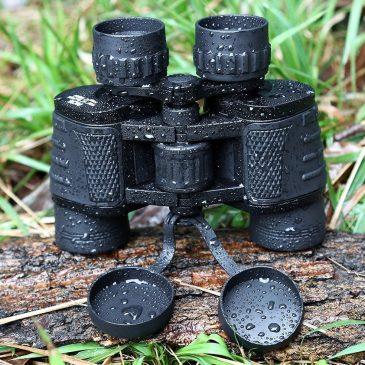 Binoculares Profesionales, 8x35mm y prisma BAK 4