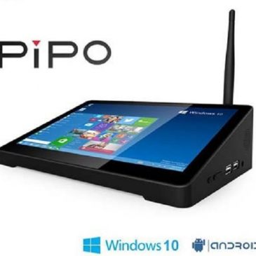 Pipo X9 Smart TV Box Mini PC Windows 10