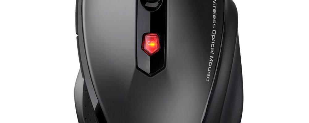 Ratón 2.4GHz 2400 DPI Inalámbrico 800-1200-1600-2000-2400 DPI