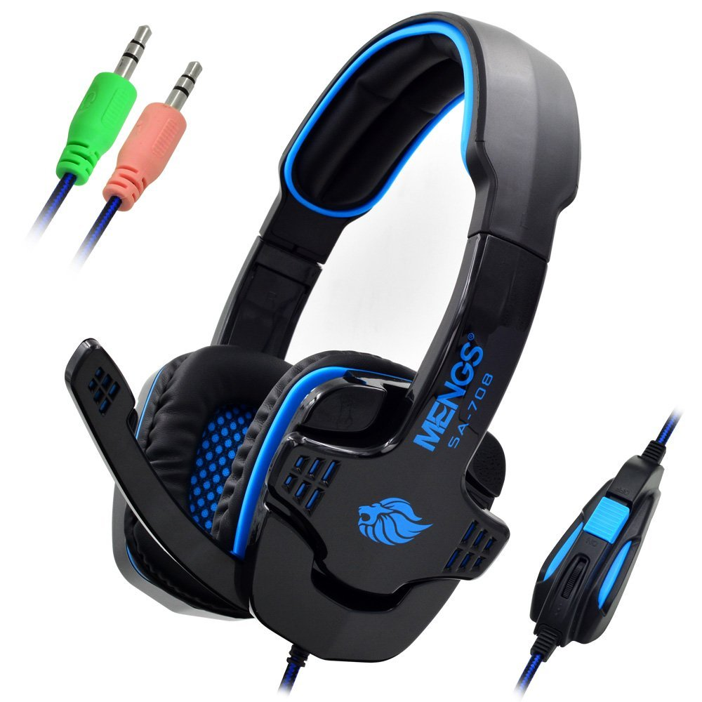 Auriculares Gaming Sades SA920 para PC-PS4 38
