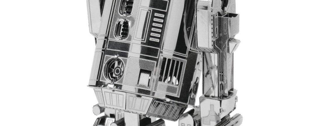 Star Wars – Maqueta de metal R2D2
