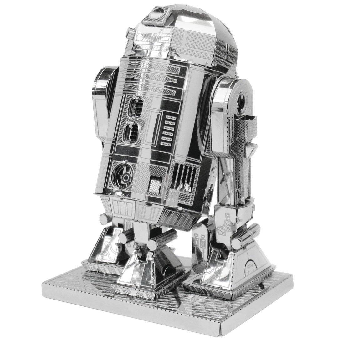 Star Wars - Maqueta de metal 3D R2-D2