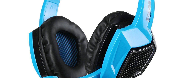 Auriculares Gaming Sades SA920 para PC-PS4