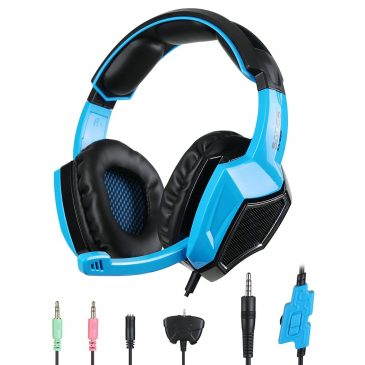 Auriculares Gaming Sades SA920 para PC-PS4