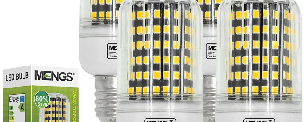 Pack de 4 Bombillas lámpara LED 13 Watt