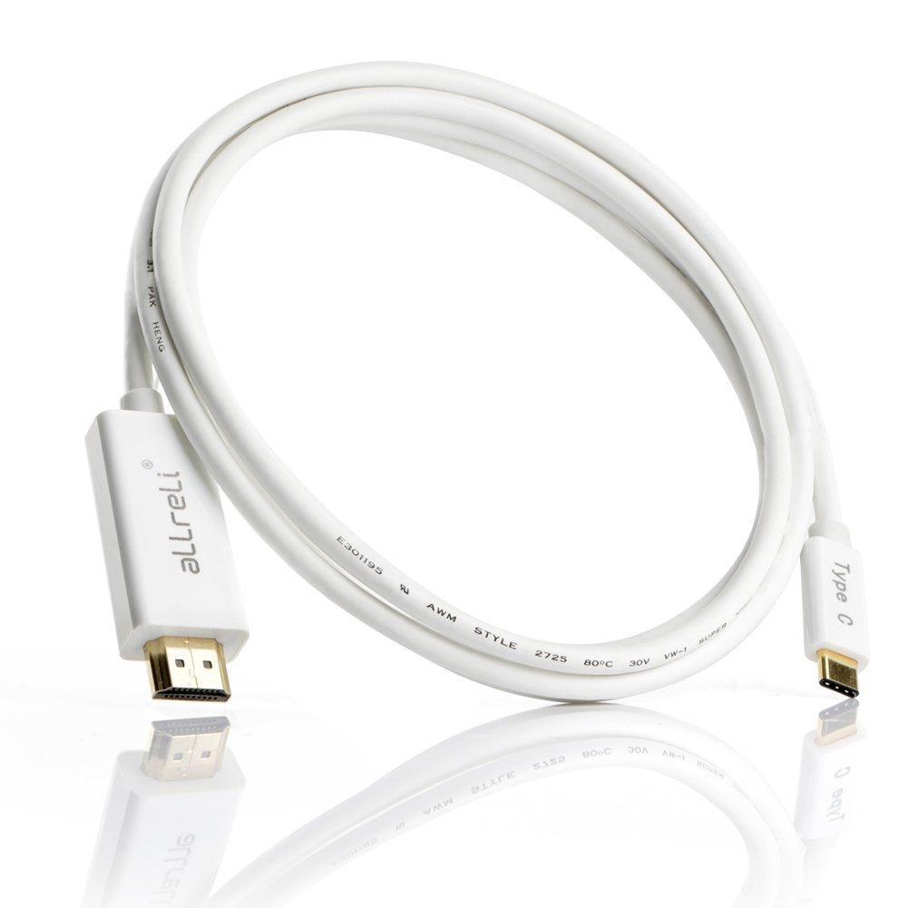 Adaptador VGA a HDMI 1080p alimentado por USB 41