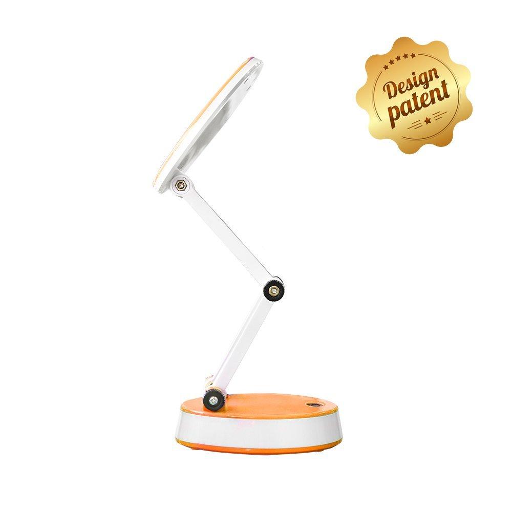 Noeloy® Lámpara de escritorio LED con batería recargable