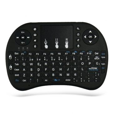 Teclado bluetooth Zenoplige Mini i8 2,4 GHz