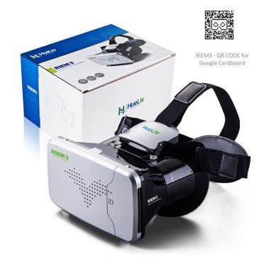 HueLiv Riem III – Casco de realidad virtual para smartphones