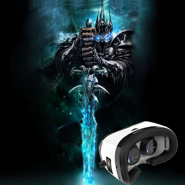 Vigica Gafas 3D VR2 – Pack de gafas y gamepad 56