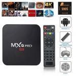 Zenoplige MXQ PRO Android 5.1 Andoird TV BOX
