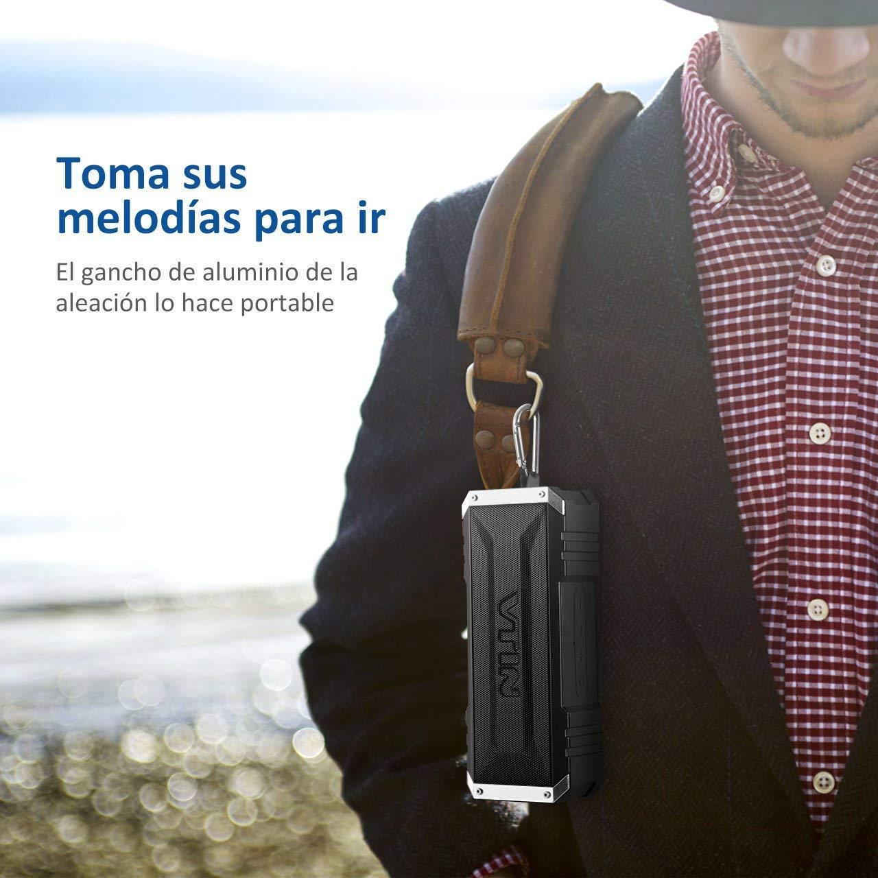 Altavoz Bluetooth Estéreo 20W (2)
