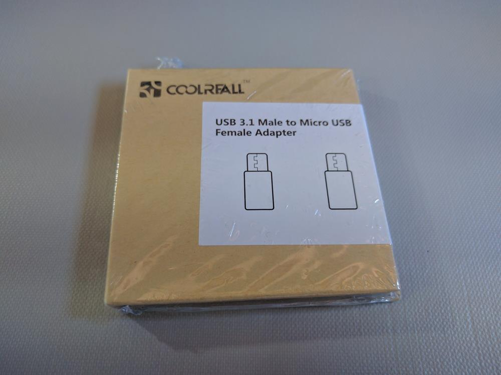 Coolreall [2 Pack] USB CType C a Micro USB (1)