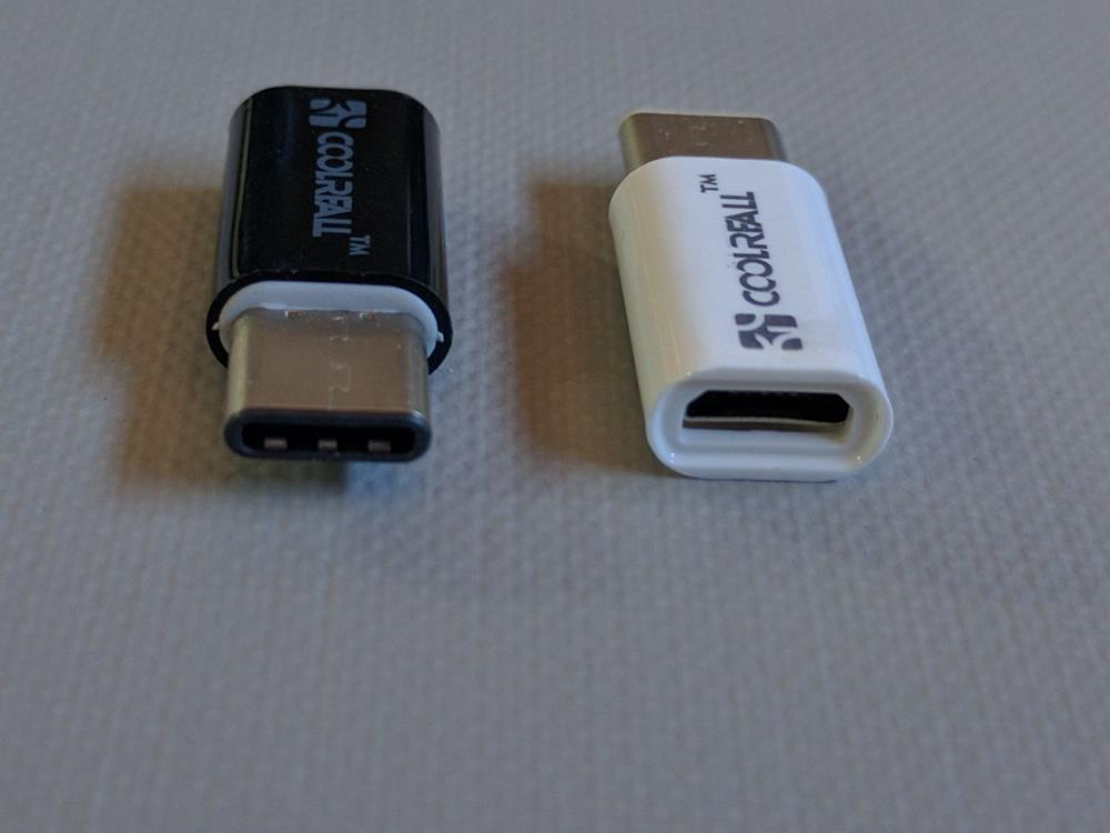 Coolreall [2 Pack] USB CType C a Micro USB (5)