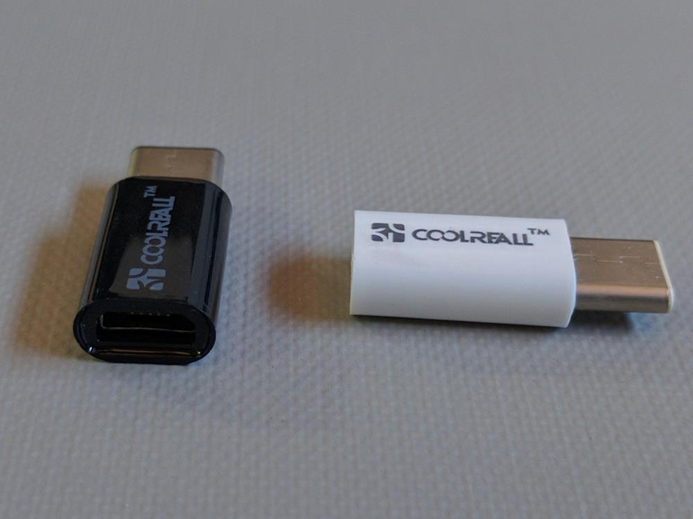 Coolreall [2 Pack] USB CType C a Micro USB (6)