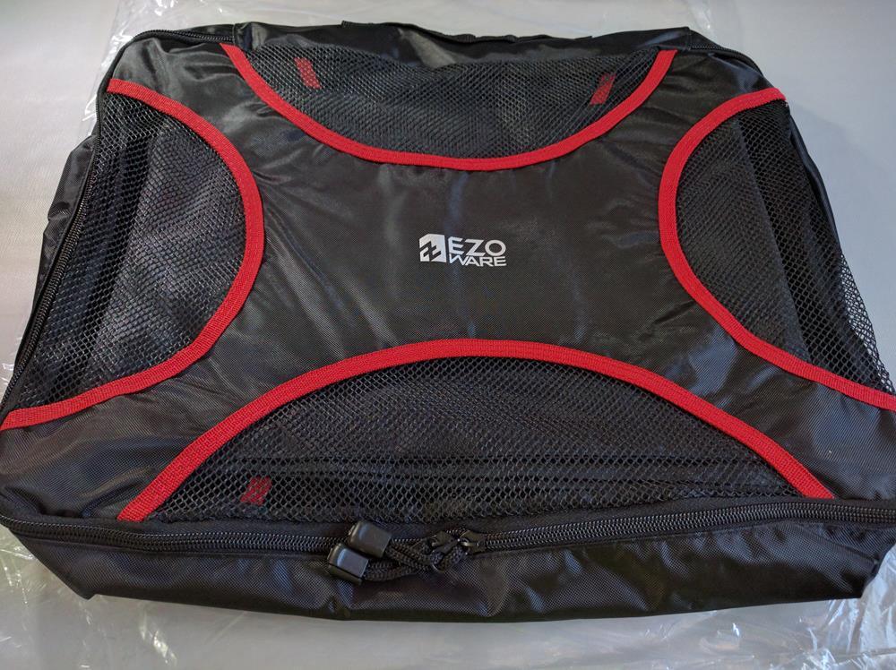 EZOWare 5x Fijado cubo de viaje Organizador de Viaje (3)
