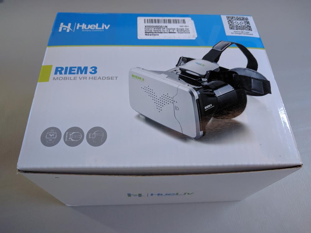 HueLiv RIEM 3 VR Headset (1)