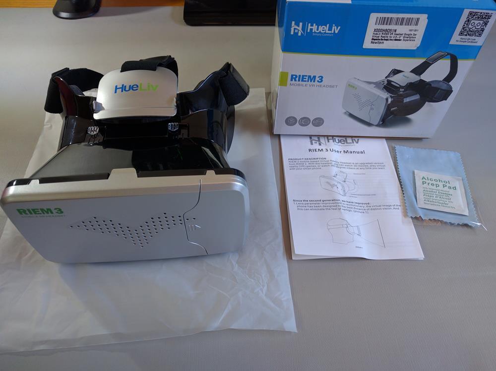 HueLiv RIEM 3 VR Headset (13)
