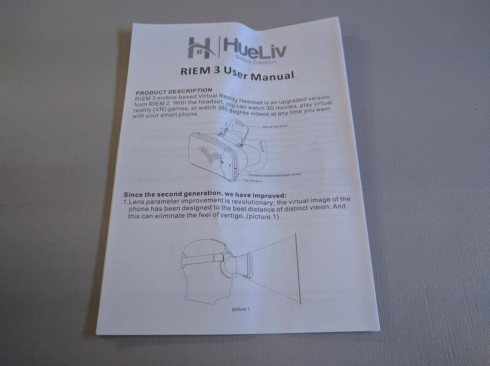 HueLiv RIEM 3 VR Headset (4)
