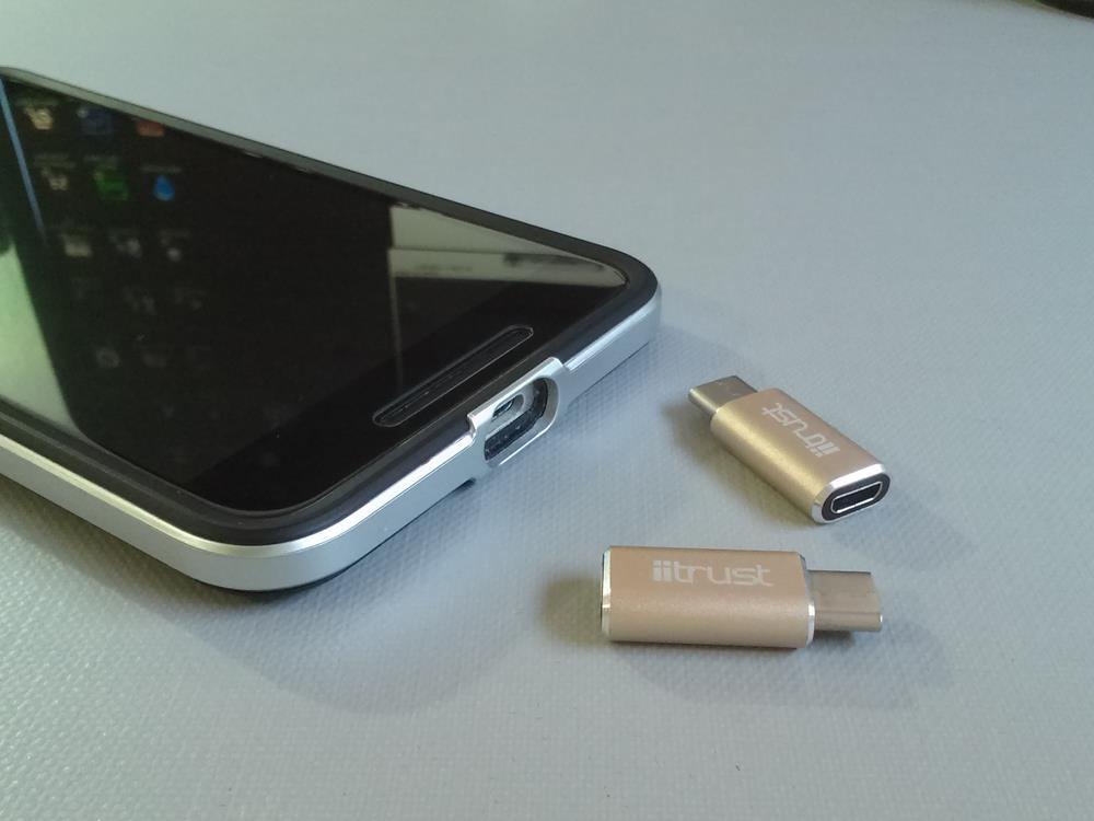 Type C a Micro USB adaptador (5)