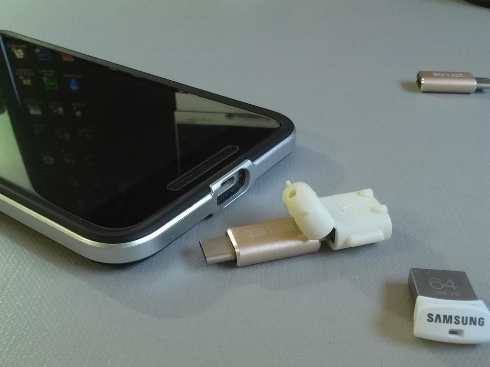 Type C a Micro USB adaptador (7)