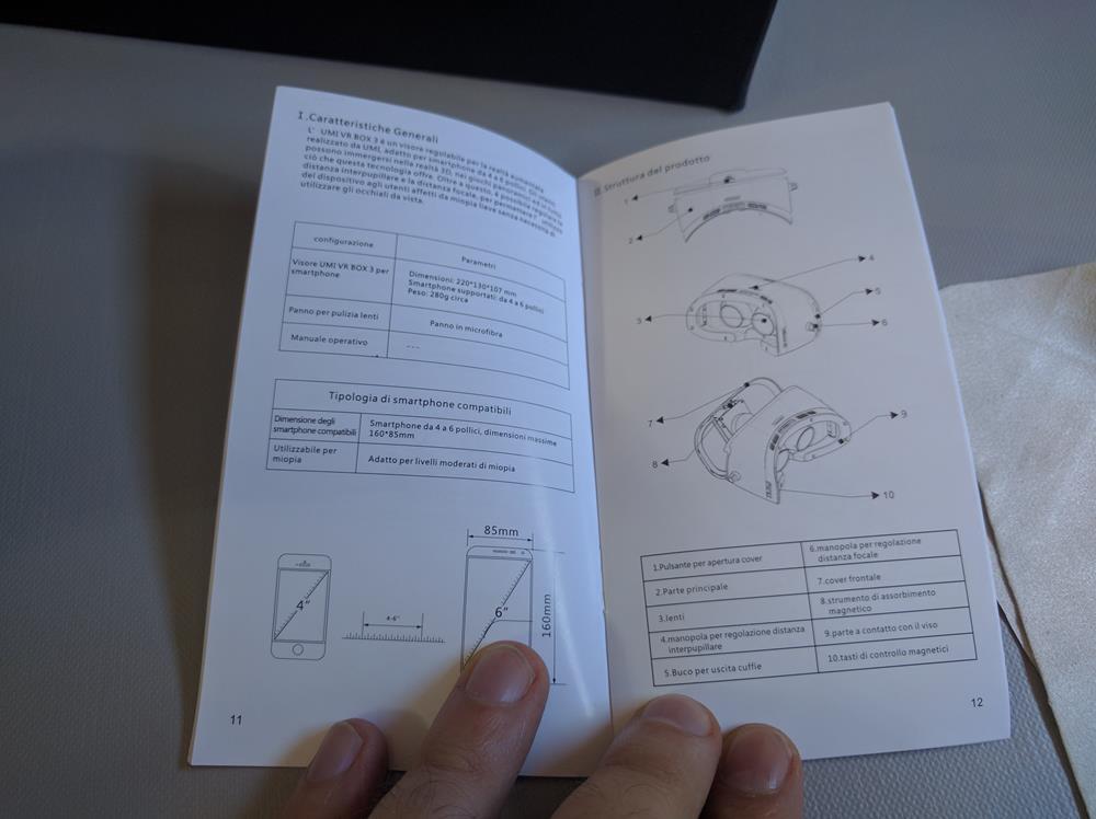 UMi BOX 3 VR Gafas 3D (4)