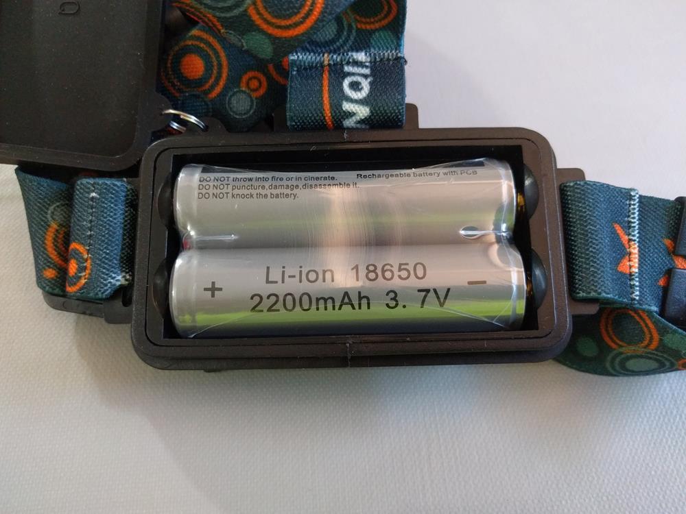 Ultra-Brillante LED Linterna Frontal de Cabeza De Alta Potencia (10)
