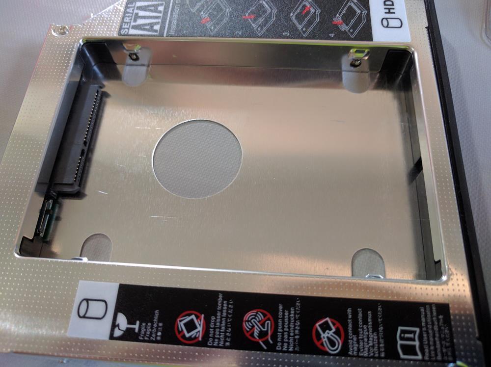 Zacro SATA HDD HD SATA segundo 2.5 '' (5)