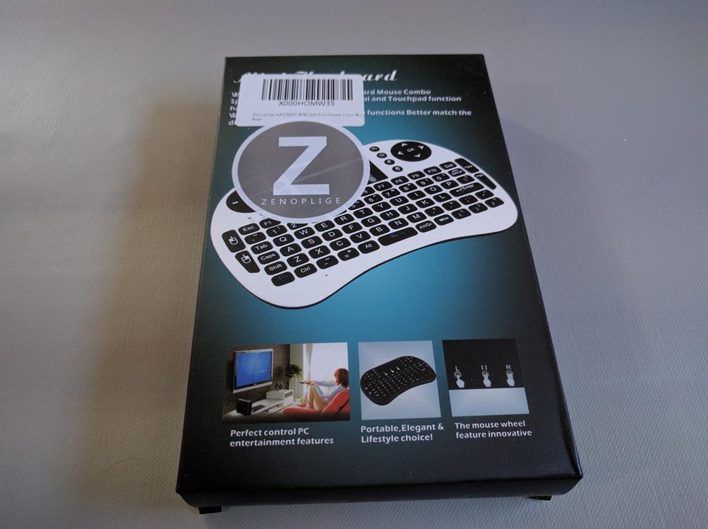 Zenoplige 2.4G Mini i8 (1)