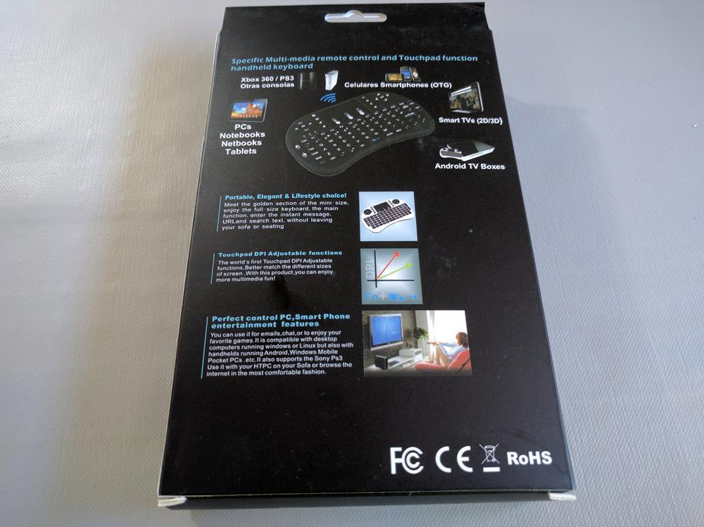 Zenoplige 2.4G Mini i8 (2)