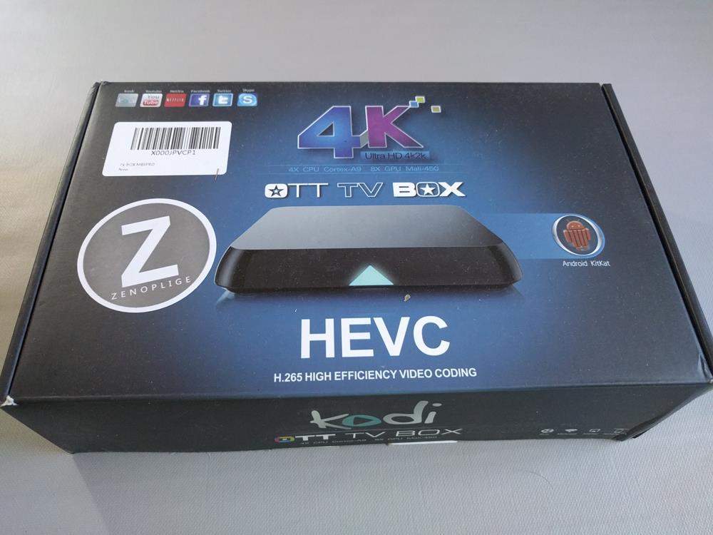 Zenoplige M8S Pro Android 2G16G Smart TV Box Amlogic S812 EMMC Quad Core (1)