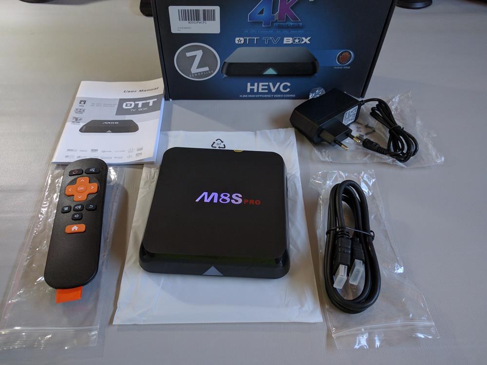 Zenoplige M8S Pro Android 2G16G Smart TV Box Amlogic S812 EMMC Quad Core (14)