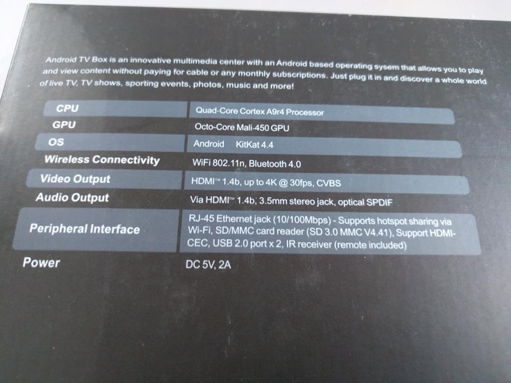 Zenoplige M8S Pro Android 2G16G Smart TV Box Amlogic S812 EMMC Quad Core (4)