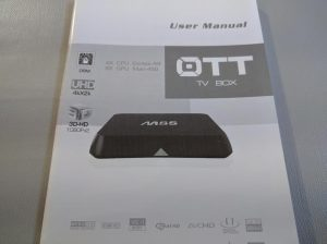 HEVC Android TV M8S Pro