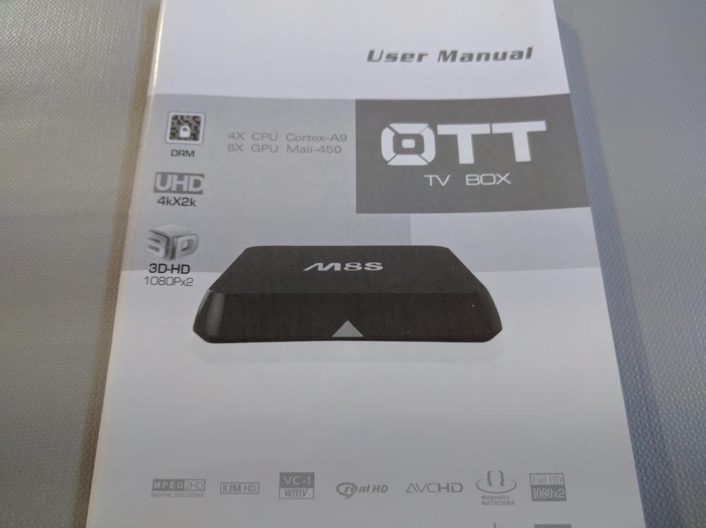 Zenoplige M8S Pro Android 2G16G Smart TV Box Amlogic S812 EMMC Quad Core (7)
