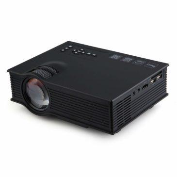 Proyector UC40+ HD Mini Proyector Portátil Cine en Casa