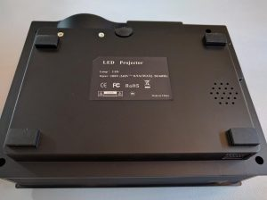 Proyector UC40