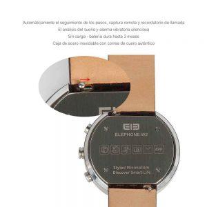Elephone ELE W2 SmartWatch