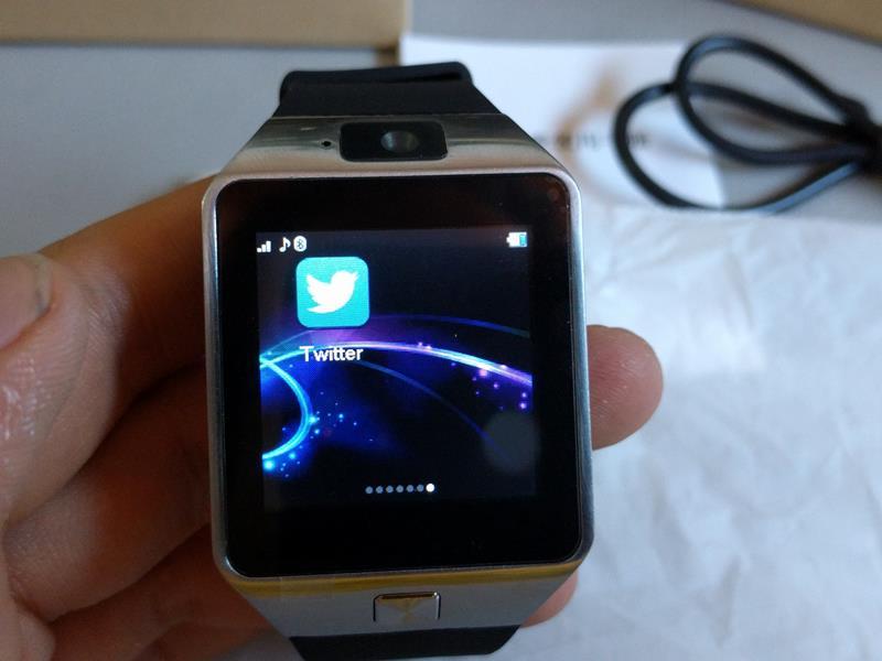 Smartwatch GSTEK