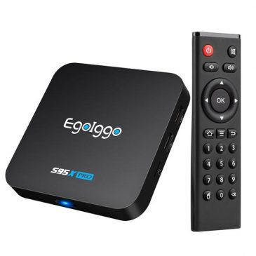 Android TV S95X Pro Android 6.0 TV Box EgoIggo