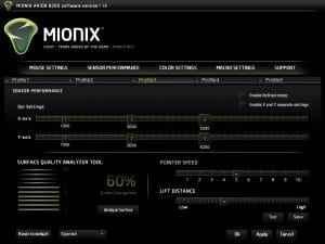 Mionix AVIOR 8200