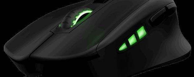 Ratón Gaming Mionix NAOS 8200