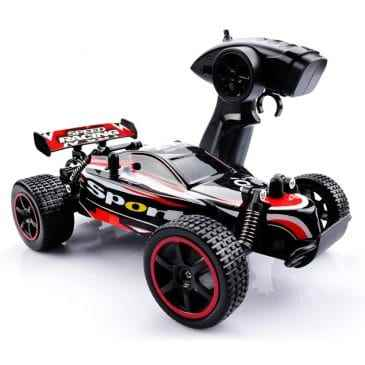 Coche Radio control Mad Runner