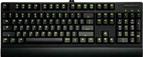Teclado Gaming Mecánico Mionix Zibal 60