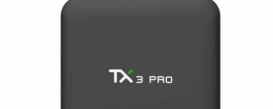 Android TV BOX TX5 PRO con Android 6.0