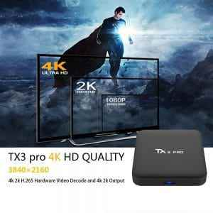 Android TV BOX TX5 PRO