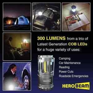 Farol de Camping LED